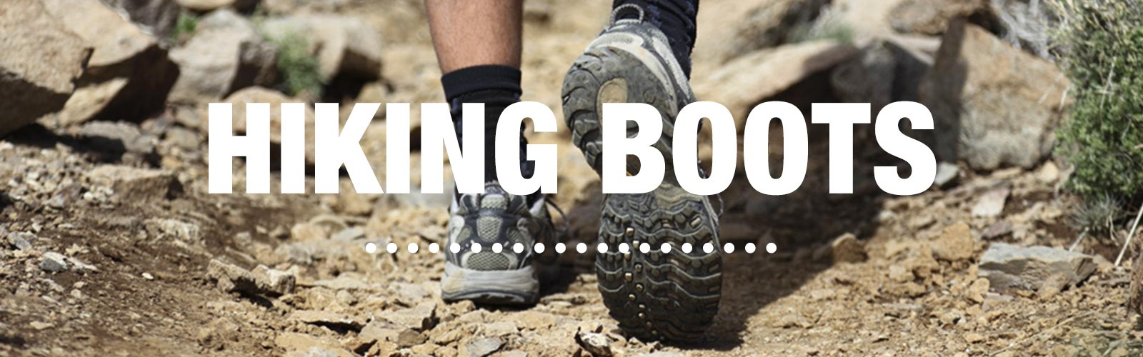 Hiking Footwear Guide