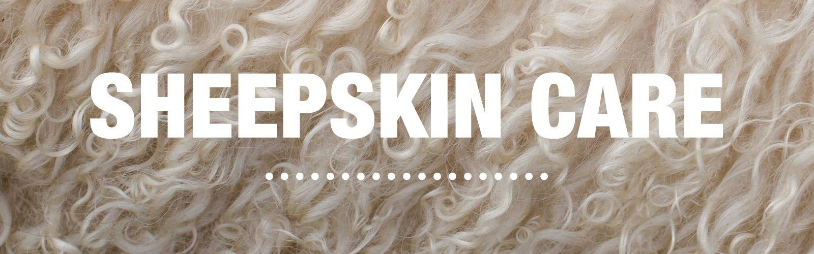 Sheepskin Care Guide
