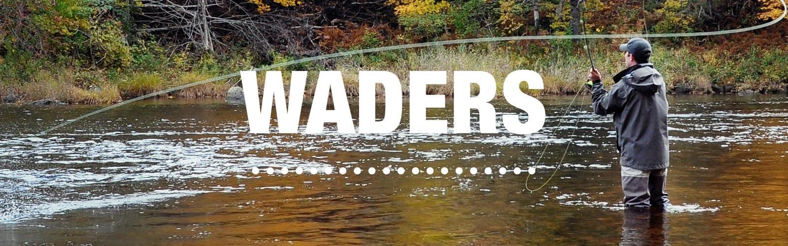 Wader Guide