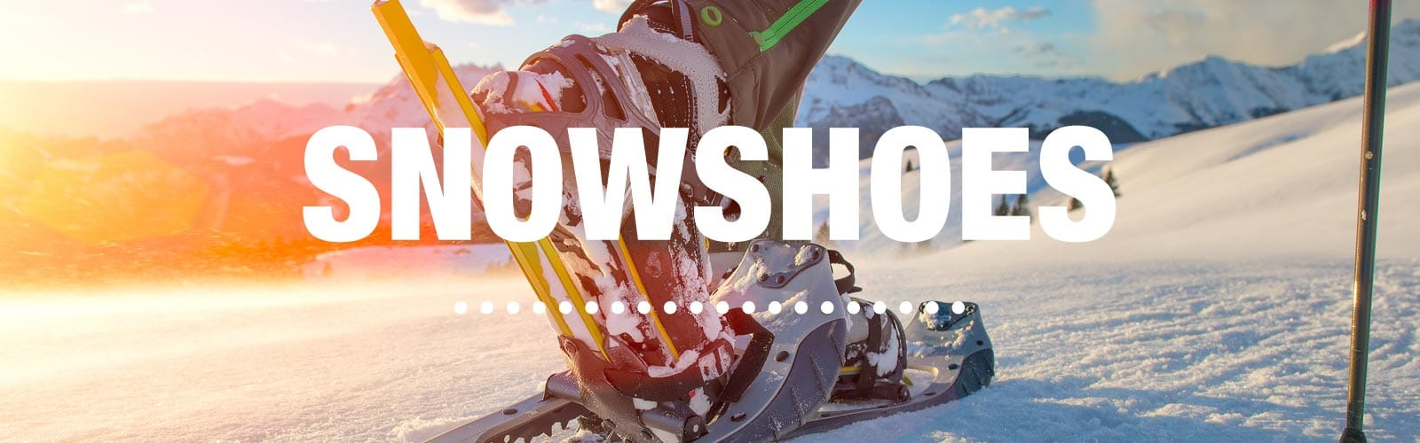 The Snowshoes Guide: Sierra