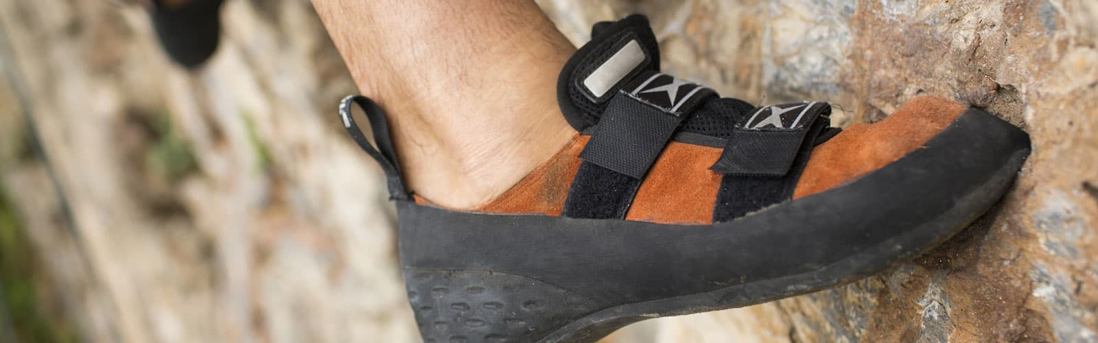 Climbing Shoes and Clothing