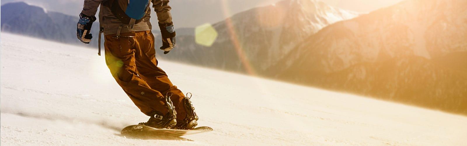 Snowboard Boot Flex