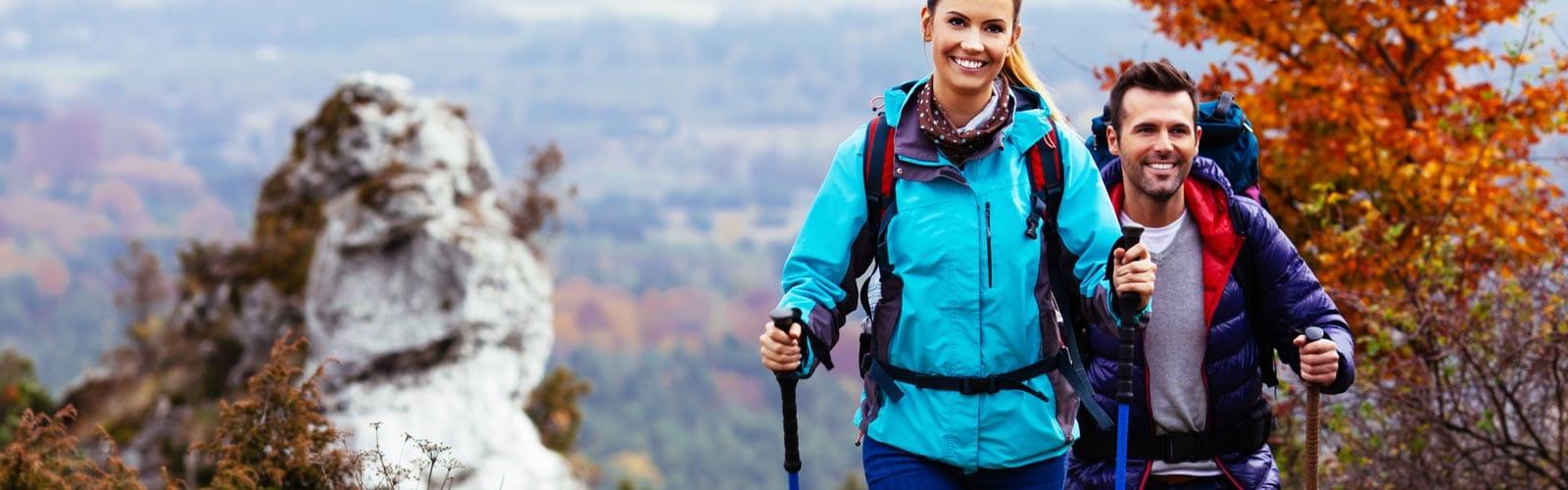 Benefits of Trekking Poles