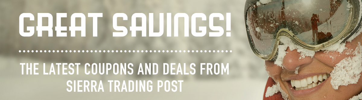 35 coupon sierra trading post