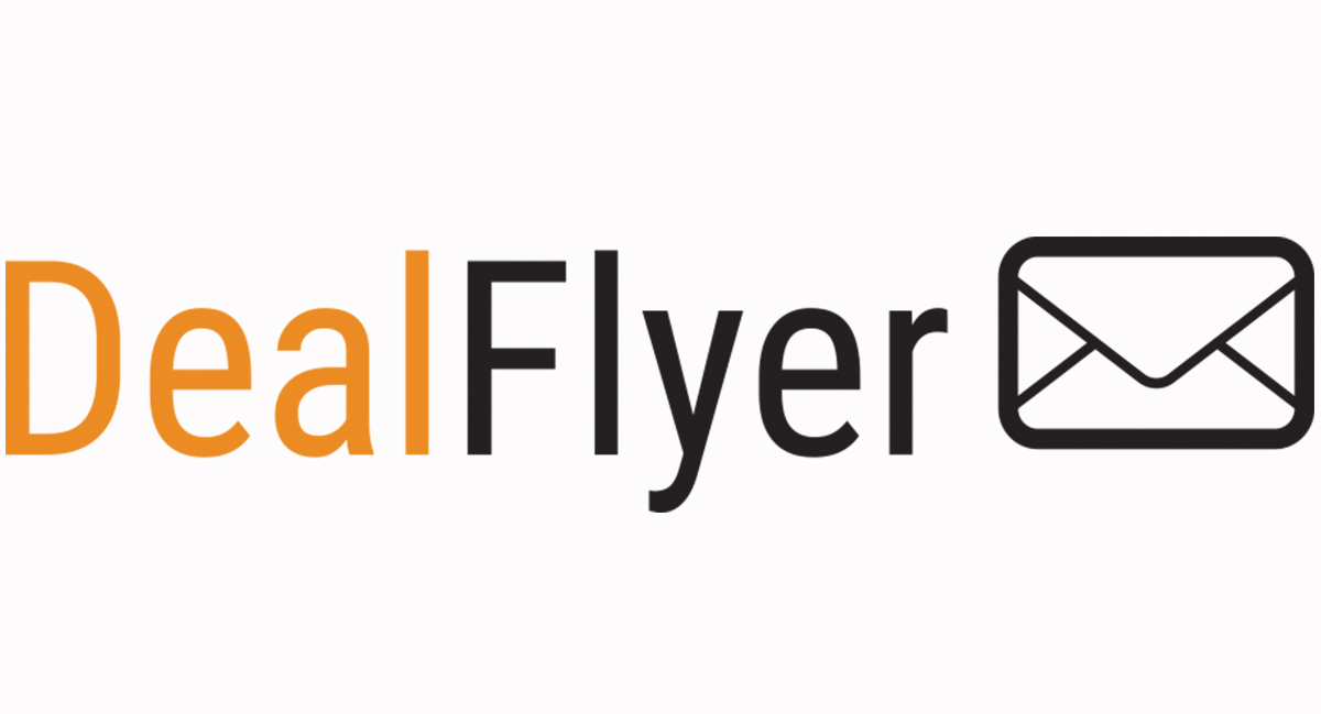 Sign up for DealFlyer