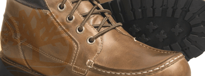 Timberland: Average savings of 44% at Sierra