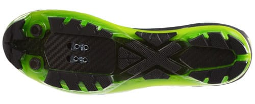 143a9ed51 The image above shows what a typical mountain bike sole looks like