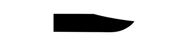 Clip-Point Blade