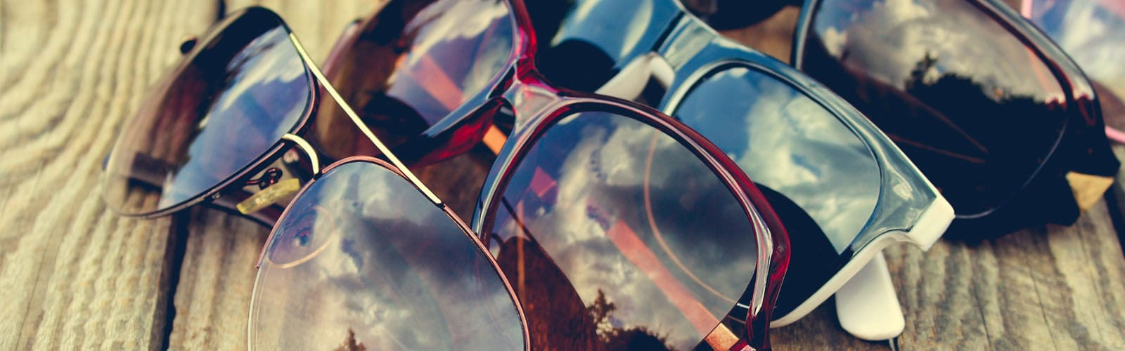 Sunglasses and Types of Lenses