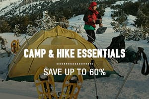 Camp/Hike - save up to 60%