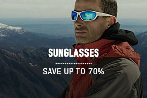 Sunglasses - save up to 70%