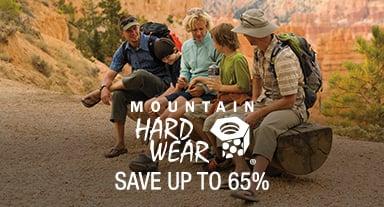 Mountain Hardwear - save up to 65%