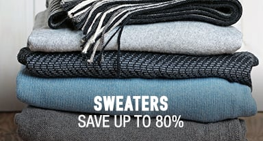 Sweaters - save up to 80%