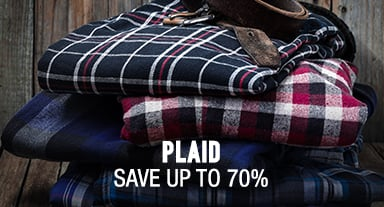 Plaid - save up to 70%