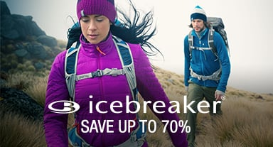 Icebreaker - save up to 70%