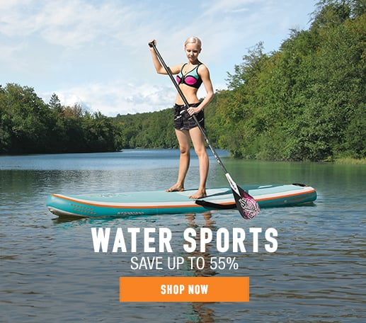 Water Sports - save up to 55%