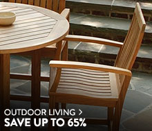 Outdoor Living - save up to 65%