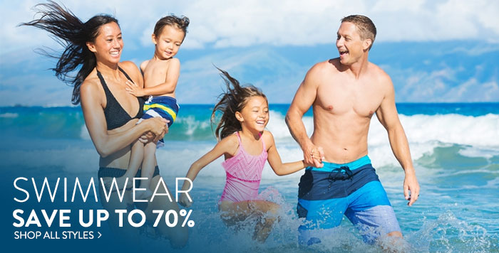 Swimwear - save up to 70%