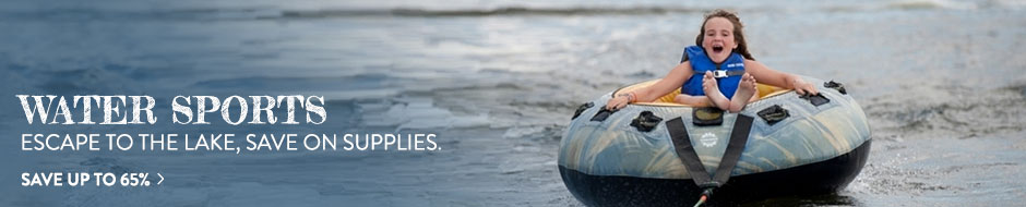 Watersport - save up to 65%