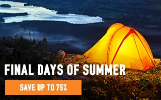 Final Days of Summer - save up to 75%