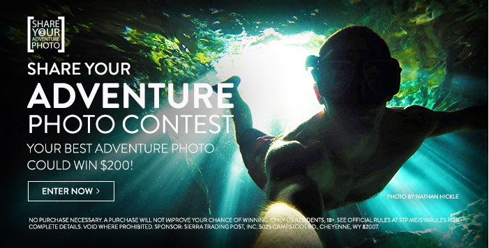 Share your Adventure