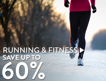 Running & Fitness - save up to 60%
