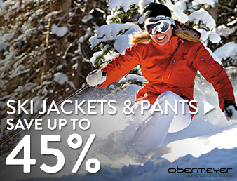Ski Jackets & Pants - save up to 45%