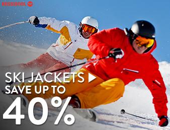 Ski Jackets - save up to 40%