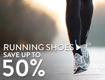 Running Shoes - save up to 50%