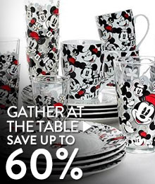 Gather at the Table - Save up to 60%