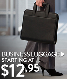 Business Luggage - Starting at $12.50