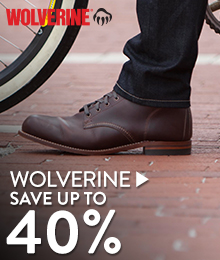 Wolverine - save up to 40%