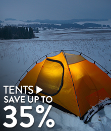 Tents- save up to 35%