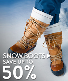 Snow Boots - Save up to 50%