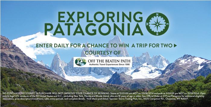 Patagonia Giveaway