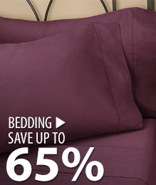 Bedding – save up to 65%