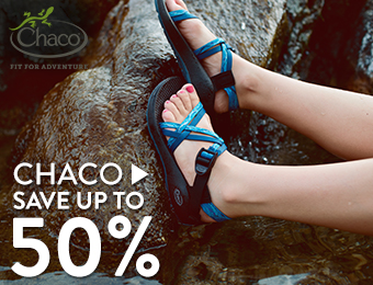 Chaco – Save up to 50%