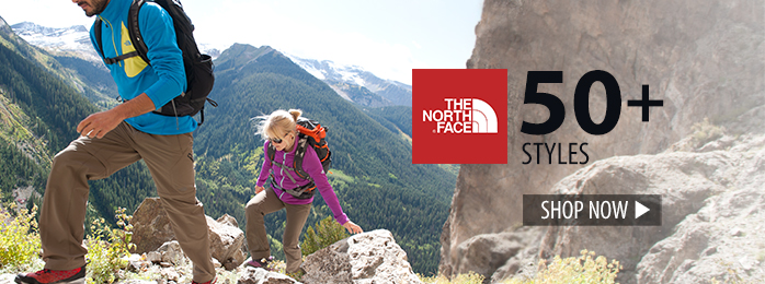 The North Face - 50+ styles