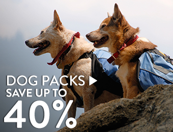 Dog Packs – Save up to 40%