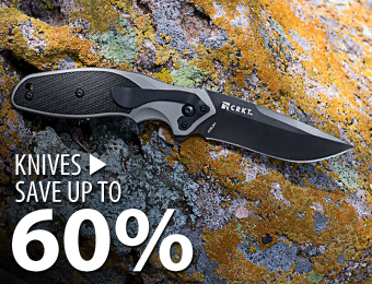 Knives – save up to 60%