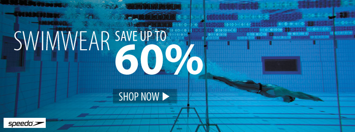 Save up to 60% on Swimwear
