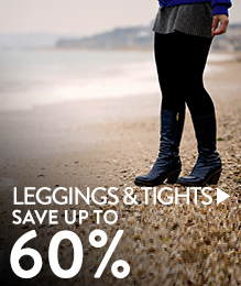 Leggings & Tights – save up to 60%