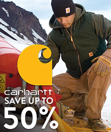Carhartt - save up to 50%