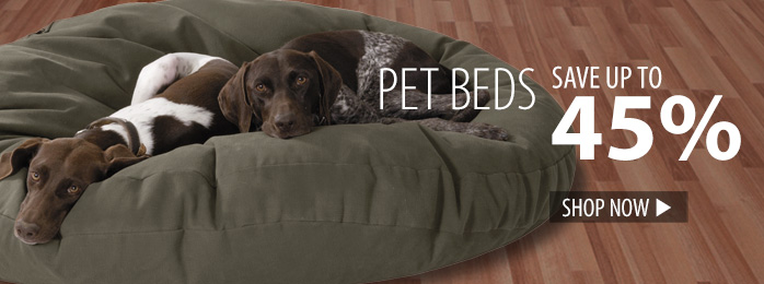 Pet beds - Save up to 45%