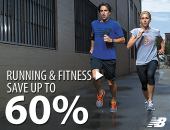 Running & Fitness – save up to 60%