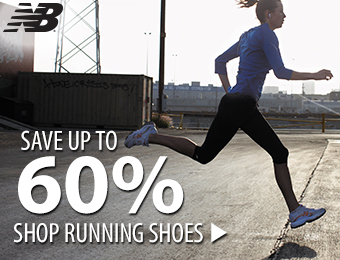 Running Shoes – save up to 60%