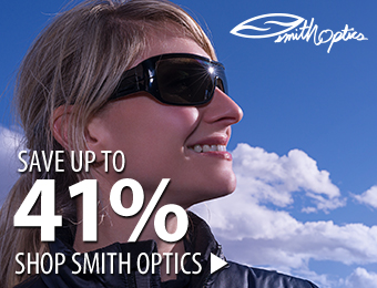 Smith Optics – save up to 41%