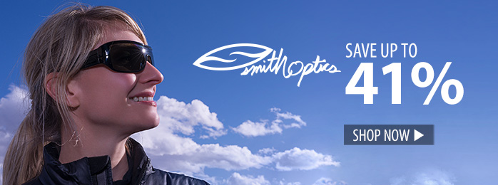 Smith Optics – save up to 48%