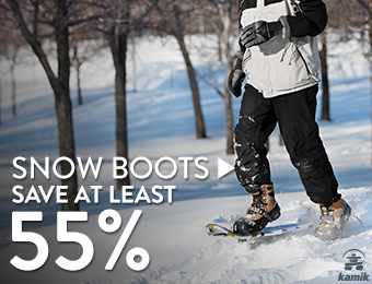 Snow Boots - save up to 55%