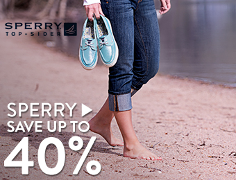 Sperry – Save up to 40%